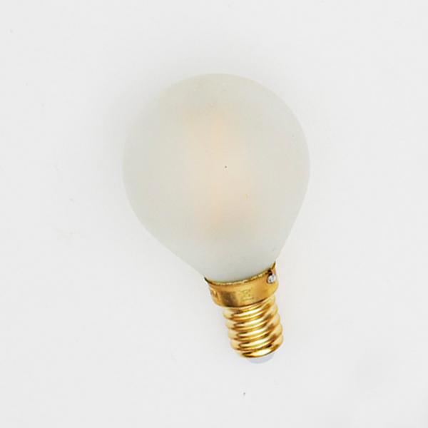 Ampoule G45 à filament de led
