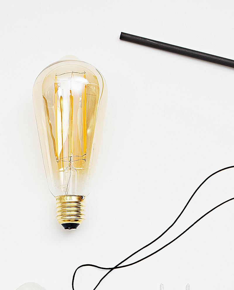 Ampoule Edison à filament led